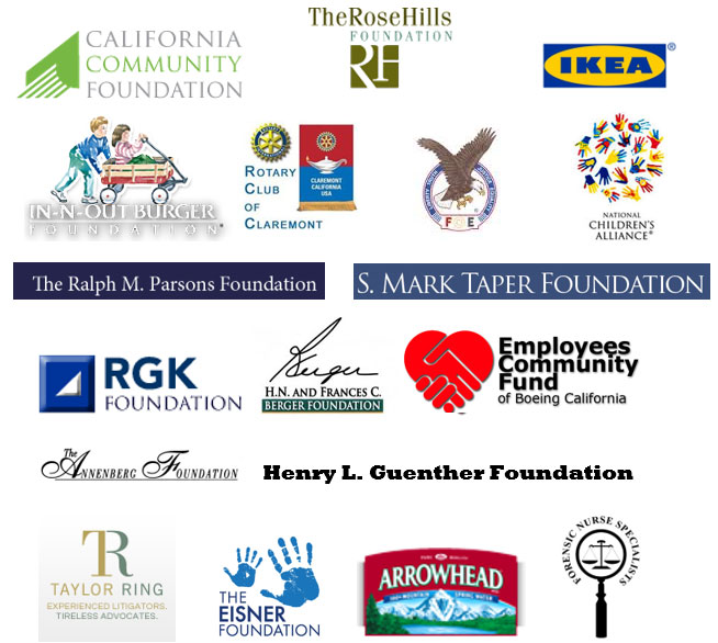 Our Sponsors / Donors